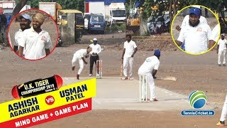 Ashish Agarkar vs Usman Patel | Mind Game + Game Plan | UK Tiger Championship