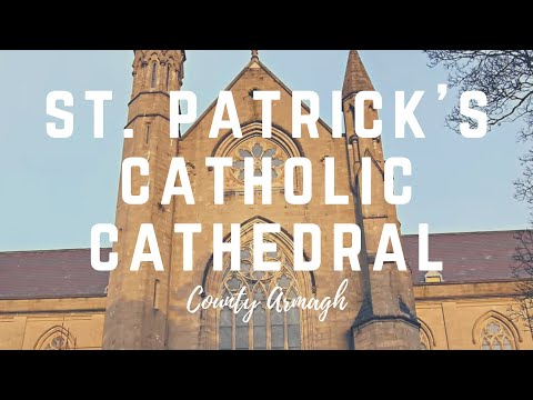 ARMAGH CATHEDRAL - Saint Patrick's Cathedral - The Cathedral City - Armagh City Northern Ireland
