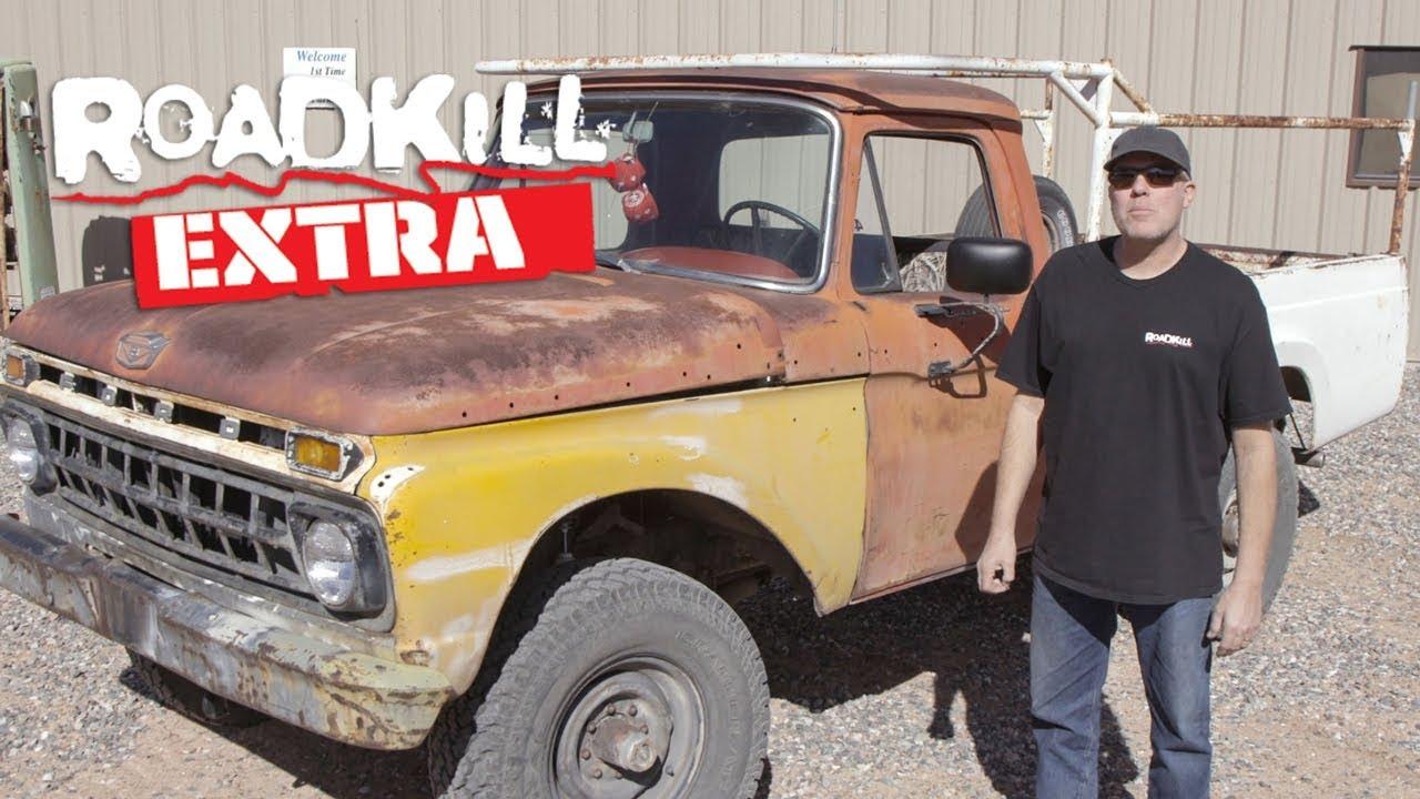 Spoiler Alert: Upcoming Roadkill Garage Car! - Roadkill Extra