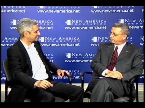 Amjad Atallah Interviews Mustafa Barghouti