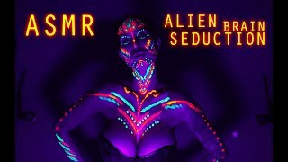 ASMR Alien Abduction  Woman from another Galaxy seduced your B…