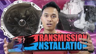 Tacoma Transmission Removal/Installation and Clutch Replacement Part 1(How to)