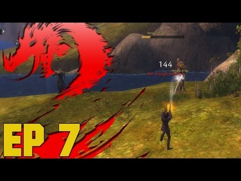 Guild Wars 2 - Bunny Gets Own By Man In The Tree // Interactive Ep 7
