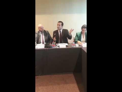 Intervention à la Chambre de Commerce Suisse au Maroc le 28/11/18