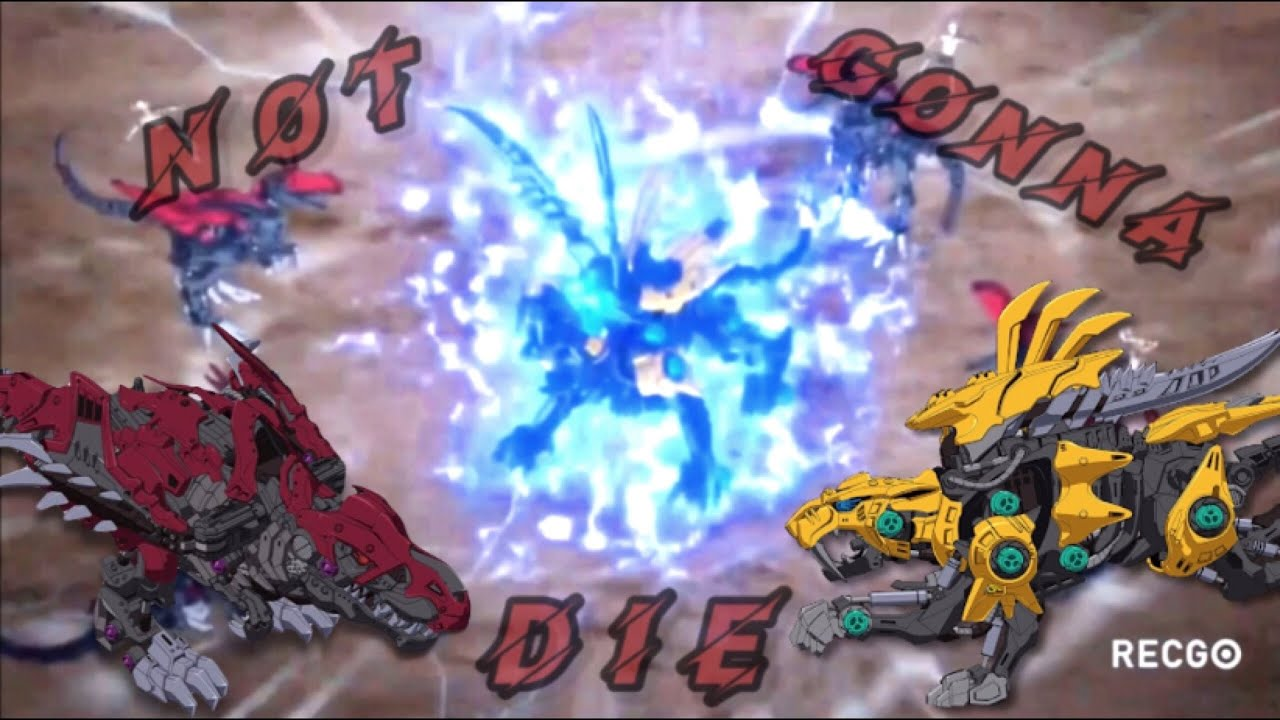 Bacon & Fang Tiger's Last Battle「AMV」(short) -  Not Gonna Die