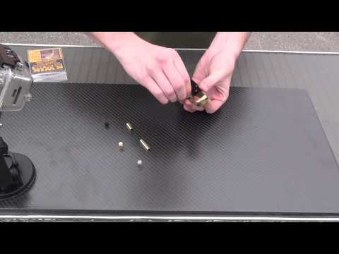 Black Oxide Kwik Thumb Stud