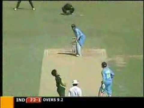 India vs Pakistan Samsung Cup 2004 1st ODI (Part 1 of 4)