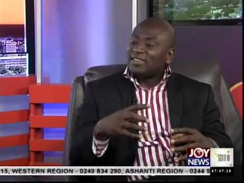 Ghana Gas Project - AM Talk (10-9-14)