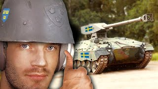 World of Tanks - Sweden FINALLY invades the WORLD!