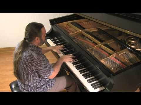 CHOPIN: Nocturne in E Minor (No. 19), Op. Posth. 72 No. 1   Cory Hall, pianist-composer