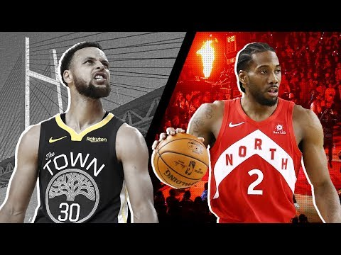 The Warriors aren't losing the Finals, the Raptors are taking it