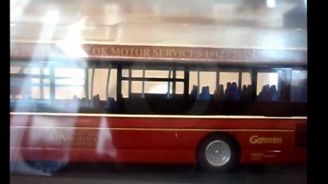 5229 go north east ok motor services bus model youtube East motors