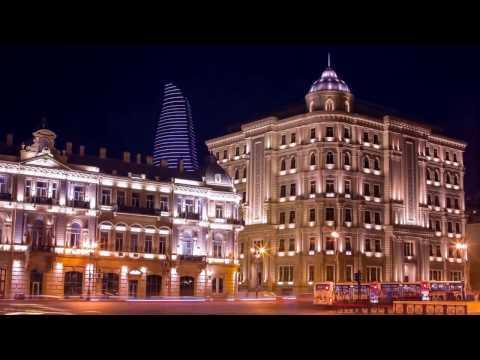 Baku is a city of contrasts. By Alex Levi