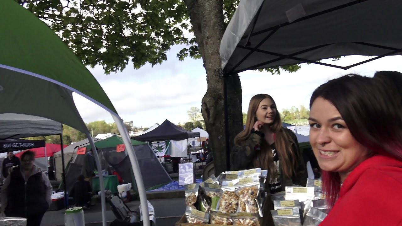 420 2019 in Vancouver bc Canada
