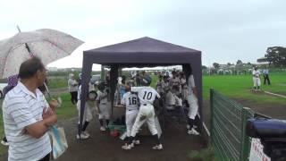 2016年秋季西湘大会一部 二回戦.