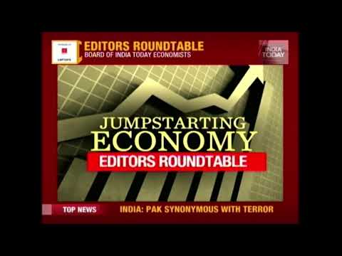 Editor's Roundtable : What should Modi Govt Do To Revive Indian Economy ?