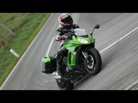 Kawasaki Z1000SX- Infos & Fahreindrücke