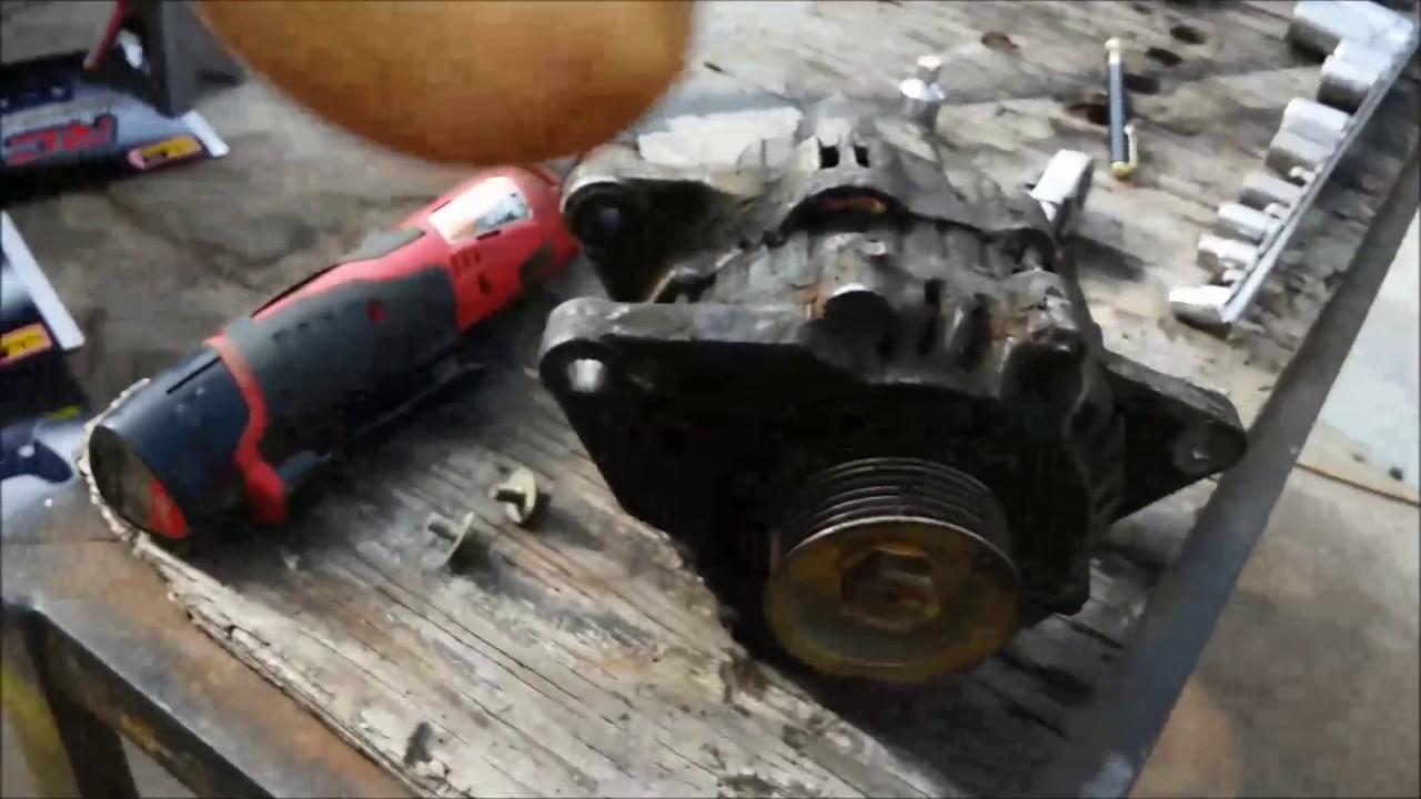 small resolution of 2000 montero sport alternator