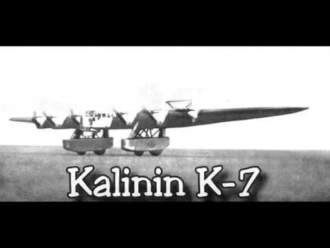 Kerbal Space Program: Kalinin K7