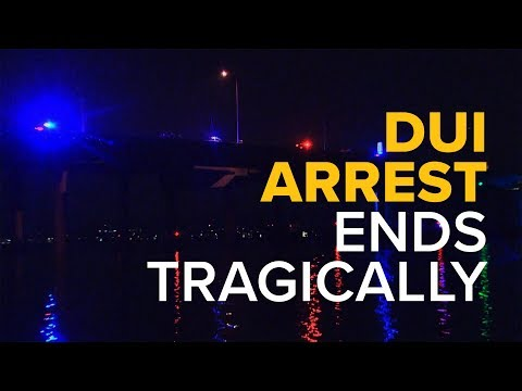 Man dies jumping from 520 Bridge to avoid DUI arrest