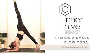 Yoga Flow to the moment with Bryony Giboin | Inner Hive