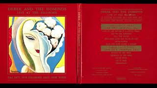 Derek And The Dominos — Blues Power (CD1)(Fillmore Double Night, 1970)