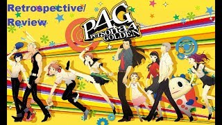 Atlus Games Review/Retrospective Part 3: Persona 4 Golden