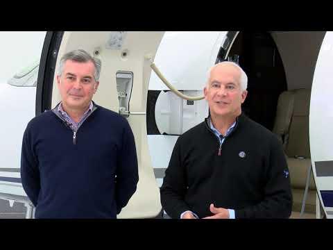 Family shares history with Citation jets