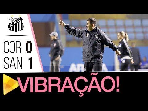 COMEMORA, PROFESSOR! A vibração de Caio Couto no gol do título das Sereias da Vila