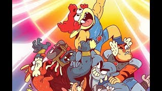 ThunderCats Raor remake   Obama joins NetFlix   Facebook collects everything #334