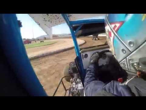 #27 Micro Sprint car|Matt Peterson|Delta Speedway|09-03-2016