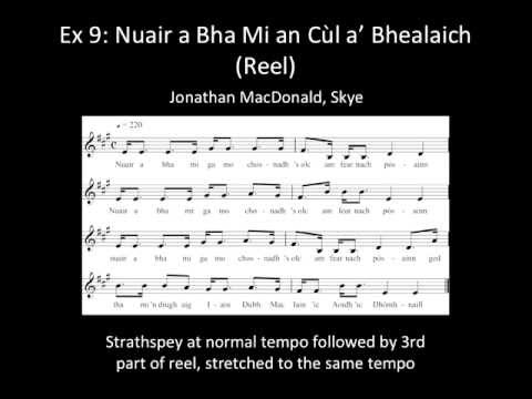 The Origins of the Strathspey