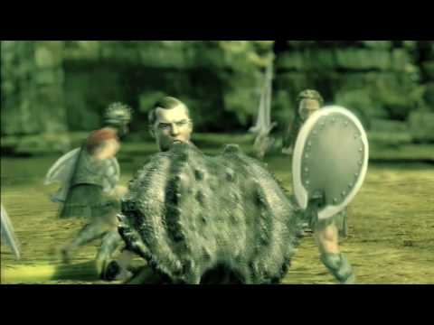 Clash of the Titans- The videogame - Trailer - PS3 / X360