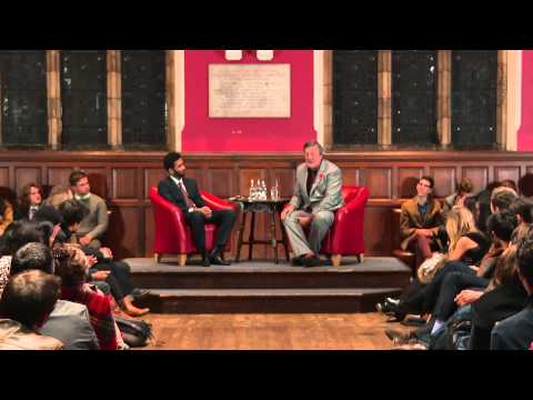 Stephen Fry on Russell Brand