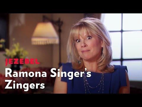 Ramona Singer's Best Moments from Season 9 of RHONY