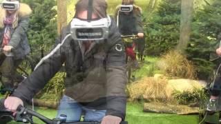 CL Corporation present New VR Mountain Bike...