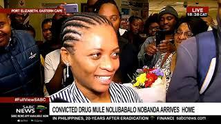 Nolubabalo Nobanda arrives in PE