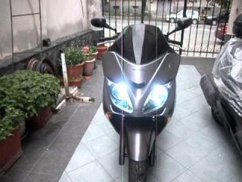 Honda Forza 250 Youtube