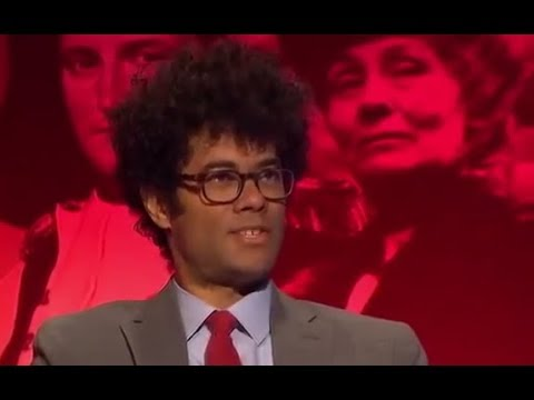 Richard Ayoade is Savage
