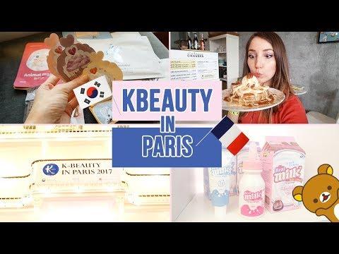 [VLOG] : KBEAUTY in PARIS, la beauté coréenne envahit la capitale 😍