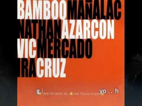 Hallelujah Bamboo Minus Ira Cruz Youtube