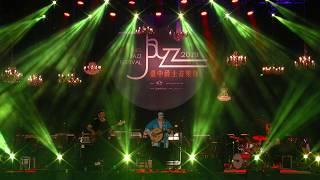 2019台中爵士音樂節 JAZZ DAY9 Djang San Trio (有戴面具的橋段)電子琵琶和電子中阮為主要演奏核心 原檔上傳