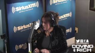 Brooke Burke Charvet on working with Arnold and not Trump - Covino & Rich