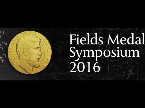 Manjul Bhargava, Fields Medal Symposium 2016: Patterns in Numbers and Nature