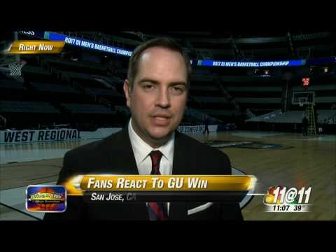 Gonzaga 61, West Virginia 58: Highlights, analysis and interviews