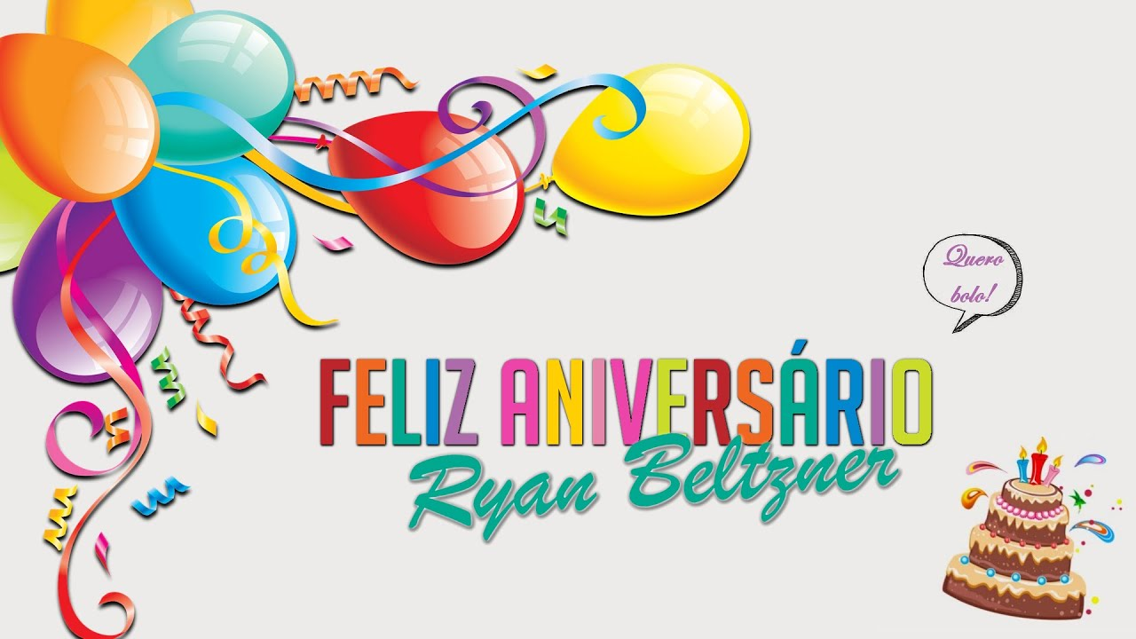 Feliz Aniversario Orkut: Feliz Aniversário, Ryan.