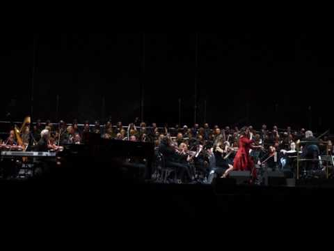 ennio morricone - foro italico - rome, italy july-07-2017 Knipser Shayan