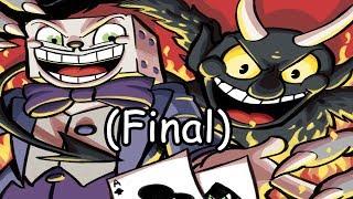 Cuphead - El Diablo Y Su Ayudante #10 (Final)