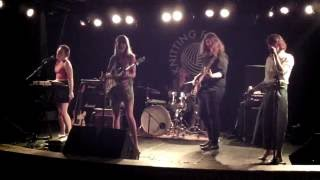 """Gambar cover Holly Overton And The Midnight People - """"Living Without You"""" - Strummerjam 2016 - Brooklyn"""