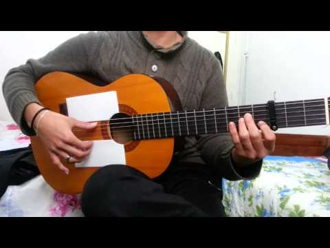Rimi Song --- ريمي - ( Guitar Tutorial )
